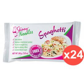 Case of 24 Skinny Noodles - Spaghetti