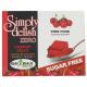 Simply Delish Sugar Free Cherry Jelly