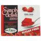Simply Delish Sugar Free Strawberry Jelly